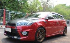 Jual mobil Toyota Yaris TRD Sportivo 2016 harga murah di DKI Jakarta