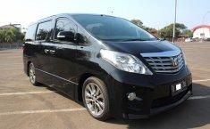 DKI Jakarta, Mobil bekas Toyota Alphard G ATPM AT 2010 dijual