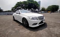 DKI Jakarta, Dijual mobil Mercedes-Benz E-Class E250 2011 Convertible