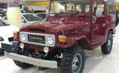 Jual Mobil Bekas Toyota Hartop Diesel BJ 40 1982 Terawat di DKI Jakarta