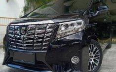 Jual Mobil Bekas Toyota Alphard G 2016 Terawat di DKI Jakarta