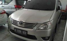Jawa Barat, dijual mobil Toyota Kijang Innova 2.0 G 2012 harga terjangkau