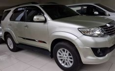 Toyota Fortuner 2013 Sulawesi Selatan dijual dengan harga termurah