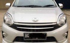 Sumatra Selatan, jual mobil Toyota Agya TRD Sportivo 2015 dengan harga terjangkau