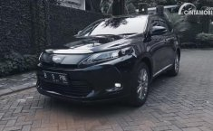 Review Toyota Harrier XU60 2015: SUV JDM Toyota Bergelimang Fitur