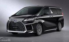 Siap Mengaspal, Lexus LM300h Dibuat Khusus untuk Konsumen Indonesia
