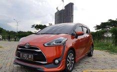 Dijual mobil bekas Toyota Sienta Q, Jawa Barat