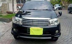Jual mobil bekas murah Toyota Fortuner G TRD 2010 di Jawa Timur