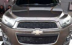 Jual mobil bekas murah Chevrolet Captiva 2.0 Diesel NA 2014 di Jawa Barat