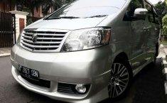 DKI Jakarta, Toyota Alphard 2.4 NA 2004 kondisi terawat