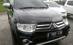 Jual mobil bekas murah Mitsubishi Pajero Sport Dakar 2014 di DIY Yogyakarta