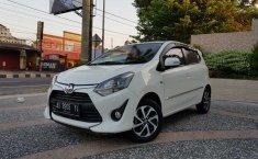 Jual cepat mobil Toyota Agya G 2018 di DIY Yogyakarta