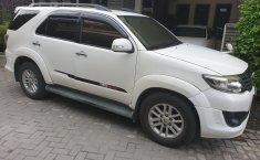Dijual cepat Toyota Fortuner G TRD 2012 harga murah di Sumatera Utara