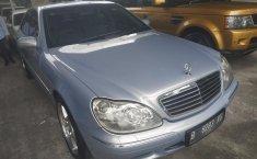 Jual mobil bekas murah Mercedes-Benz S-Class S 280 2000