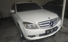 DKI Jakarta, Dijual mobil Mercedes-Benz C-Class C200 CGI 2010 bekas