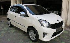 Jawa Timur, Dijual cepat Toyota Agya G Automatic 2014