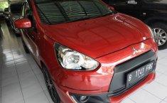 Dijual cepat Mitsubishi Mirage GLS 2015 bekas, DIY Yogyakarta