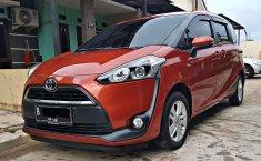 Jual Toyota Sienta G 2017 harga murah di DKI Jakarta