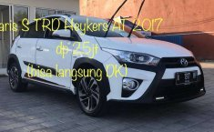Jual mobil bekas murah Toyota Yaris TRD Sportivo Heykers 2017 di Bali