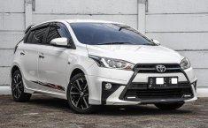Jual cepat mobil Toyota Yaris TRD Sportivo 2016 di DKI Jakarta