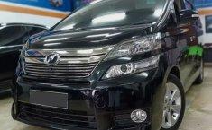 Jual cepat Toyota Vellfire V 2012 bekas, DKI Jakarta
