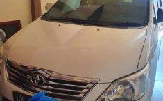 Jual mobil bekas murah Toyota Kijang Innova V Luxury 2013 di Sumatra Utara