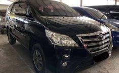 Mobil Toyota Kijang Innova 2015 2.0 G dijual, Sumatra Utara