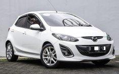 Dijual Cepat Mobil Mazda 2 R 2013 di DKI Jakarta