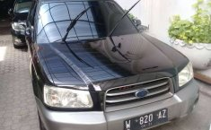 Jual Subaru Forester 2002 harga murah di Jawa Timur
