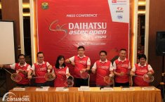 Medan Jadi Destinasi Perdana Daihatsu ASTEC Open 2020