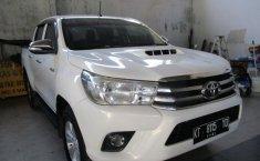 Dijual cepat Toyota Hilux D Cab 2017 harga murah di Jawa Tengah