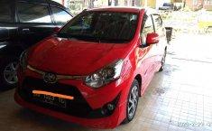 Jual cepat Toyota Agya TRD Sportivo 2017 di Sumatra Utara