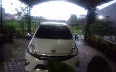 Toyota Agya 2014 Sumatra Utara dijual dengan harga termurah
