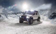 Brabus 800 Adventure XLP, Monster G-Class Dengan Kepribadian Ganda