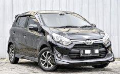 Jual mobil Toyota Agya TRD Sportivo 2017 murah di DKI Jakarta
