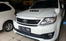 Jual mobil Toyota Fortuner G TRD VNT 2015 bekas, Jawa Barat