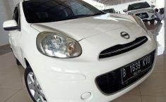 Dijual Mobil Nissan March 1.2 Automatic 2013 di Bekasi