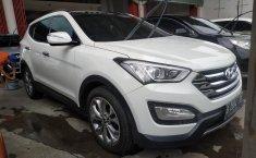Dijual mobil Hyundai Santa Fe CRDi AT 2012 bekas terbaik, Jawa Barat