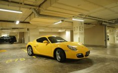 Mobil Porsche Cayman 2011 dijual, DKI Jakarta
