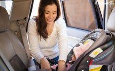 Mengemudi Bawa Anak Bayi Yang Masih Menyusu, Ini Yang Sebaiknya Dilakukan Ibu