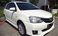Jual Mobil Toyota Etios Valco G 2016 di DIY Yogyakarta