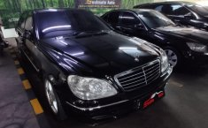 Jual Mobil Bekas Mercedes-Benz S-Class S 350 2004 di DKI Jakarta
