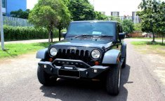 Mobil Jeep Wrangler 2012 Rubicon Unlimited dijual, DKI Jakarta