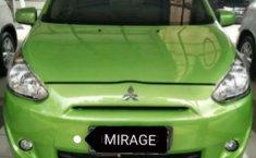 Mobil Mitsubishi Mirage 2013 GLX dijual, Sumatra Barat