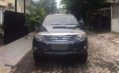 Mobil Toyota Fortuner 2013 G 4x4 VNT terbaik di Jawa Timur