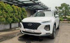 DKI Jakarta, Hyundai Santa Fe CRDi 2018 kondisi terawat