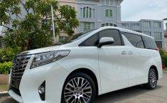 Dijual Cepat Toyota Alphard G 2017 di Banten