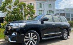 Jual mobil Toyota Land Cruiser 4.5 V8 Diesel ATPM 2016 bekas, Banten