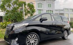 Banten, Dijual cepat Toyota Alphard 3.5 Q 2016 bekas