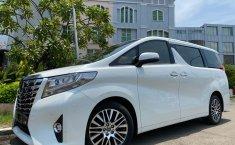 Jual mobil Toyota Alphard 2.5 G ATPM 2016 bekas di Banten